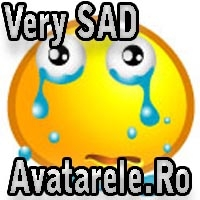 Avatare Very Sad