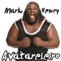 Avatare Mark Henry