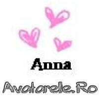 Avatare Nume Anna
